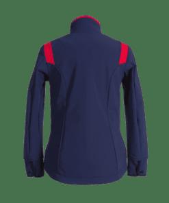airshell-reiterblouson blau-rot 2