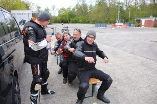 Workshop - Das erste mal auf der Rennstrecke